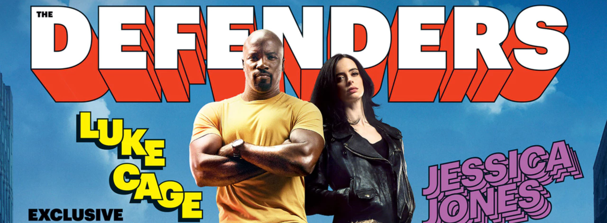 'The Defenders' Unite on EW Cover; First Look at SigourneyWeaver